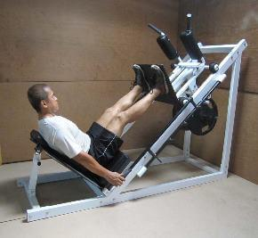 leg press hack squat 2