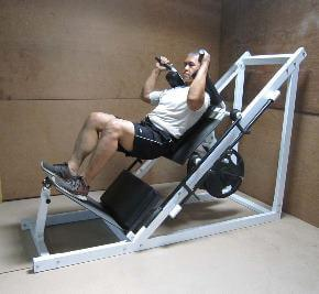 leg press hack squat 3