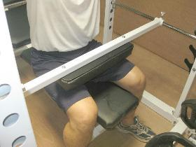 power station lat pulldown pad