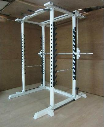 smith rack 3d no accessory